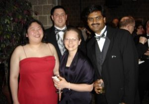 April 2005:  we clean up well (Alice, Ron, DLZ, Navneeth)