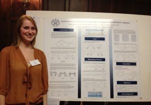 Spring 2012: Tess at the Philly YCC ACS 12th Annual Poster Session