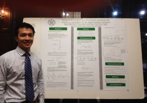 Spring 2012: Earl at the Philly YCC ACS 12th Annual Poster Session